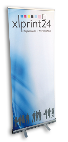 Rollup Display Roll Screen Pure