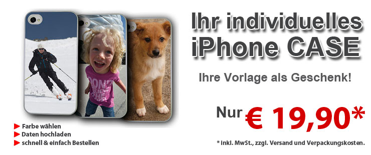 iPhone 4 und iPad 2 Case